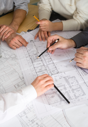 Review your dream home and floor plan with Ronning Homes